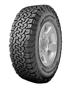 BF Goodrich All Terrain T/A KO2 255/70R18 117S