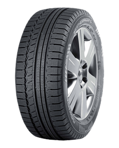 225/75R16 NOKIAN WPROOF C 8PLY 121/120R