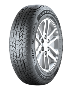 General Snow Grabber Plus 235/60R18 107H