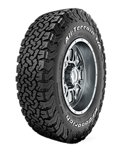 BF Goodrich All Terrain T/A KO2 RWL