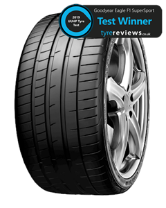 GOODYEAR EAGLE F1 SUPERSPORT 225/40 R18 92 Y