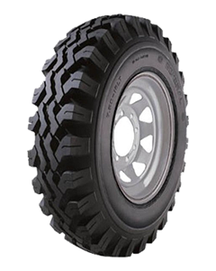 General Super All Grip (SAG) 7.50/80R16 112/110N